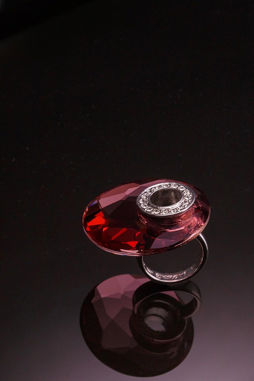 фотограф Олег Тарасенко ADV кольцо с рубином