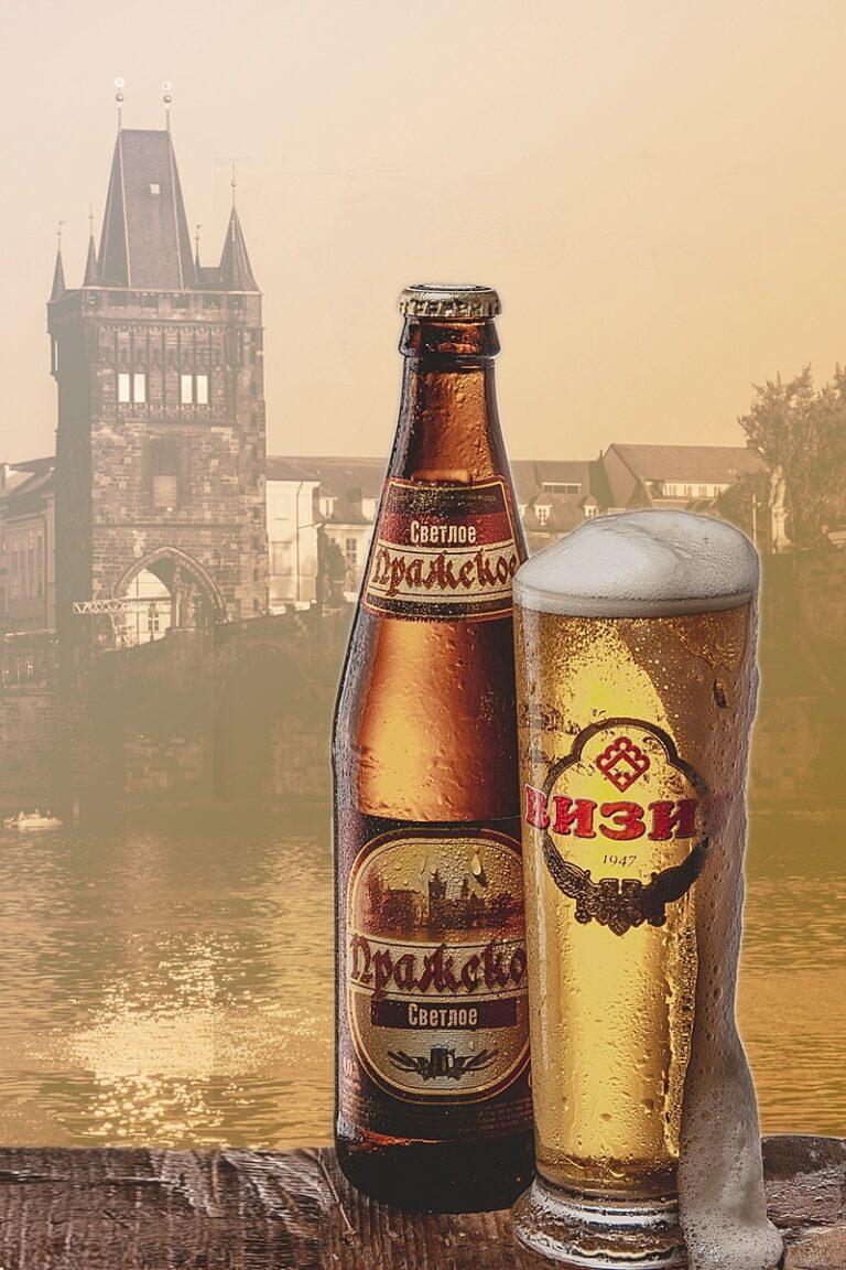 фотограф Олег Тарасенко пиво пражское светлое Визит