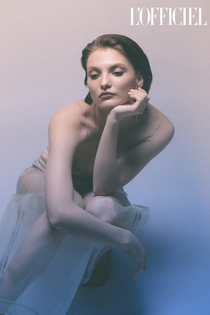 фотограф Олег Тарасенко l'officiel magazine